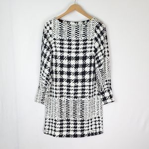 Richard Allen x H&M Houndstooth Sheath Dress